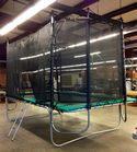 9x15 or 8x14 Texas Cage Trampoline Enclosure