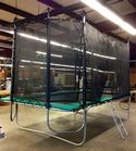 9x17 or 8x16 Texas Cage Trampoline Enclosure